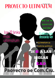 Revista política ULTIMATUM