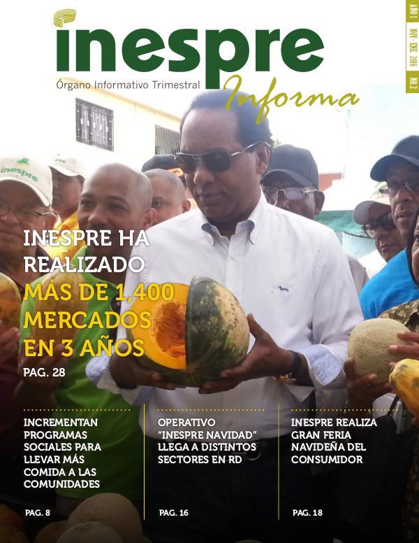 Publicación Noviembre 2015 - Enero 2016