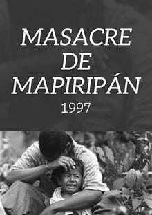 Caso Masacre de Mapiripán