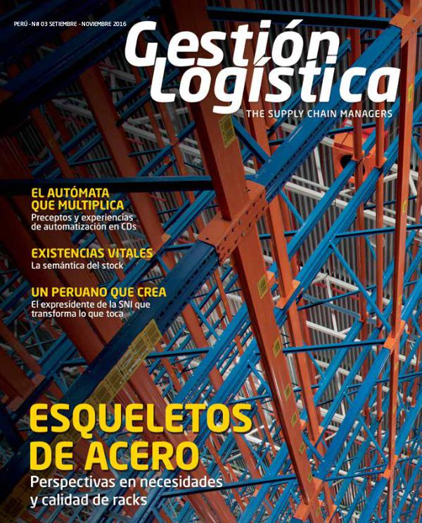 GESTION LOGISTICA The Supply Chain Managers Ed. 03