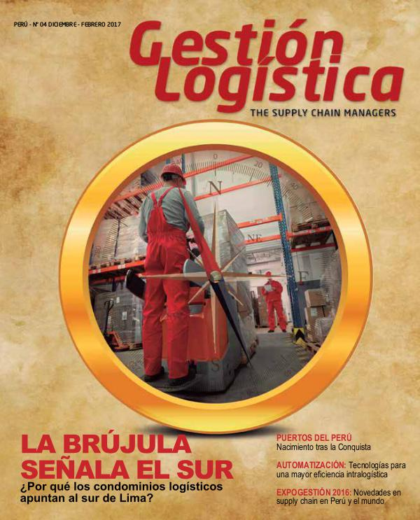 GESTION LOGISTICA The Supply Chain Managers Ed. 04