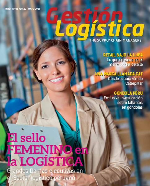 REVISTA GESTION LOGISTICA ED. 01 MARZO 2016