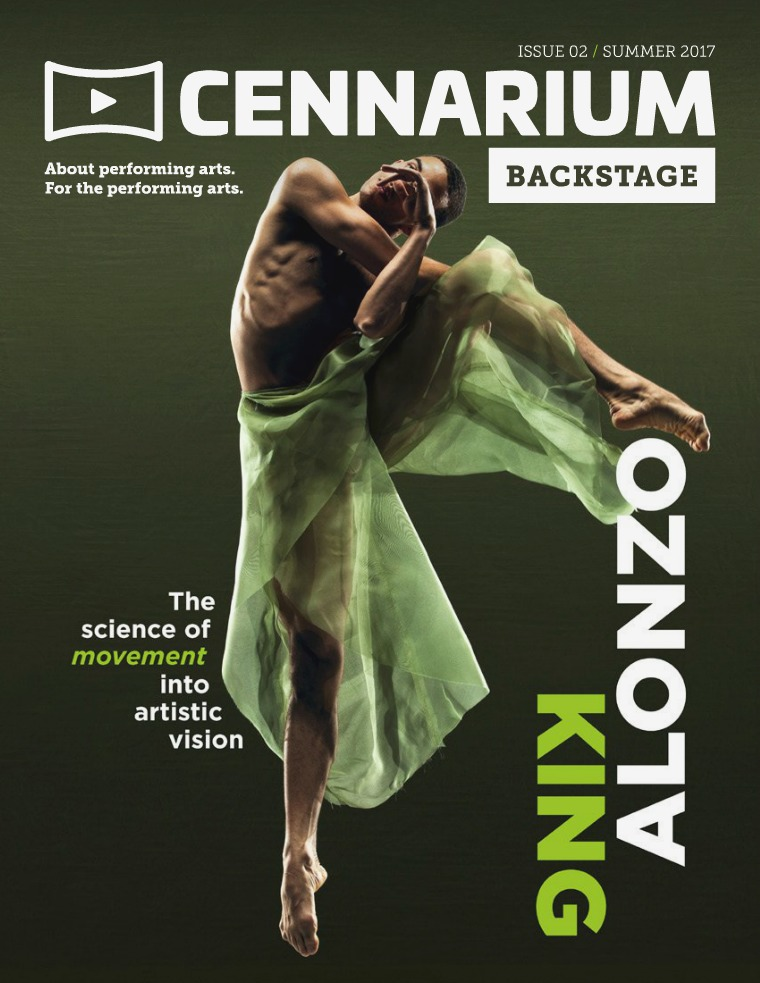 Cennarium Backstage Issue 2 (Summer 2017)