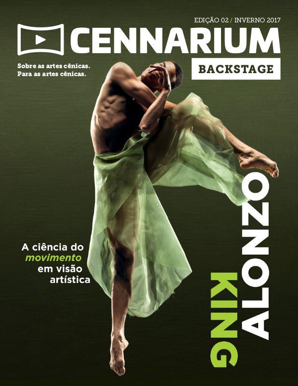 Cennarium Backstage - Brasil Inverno 2017