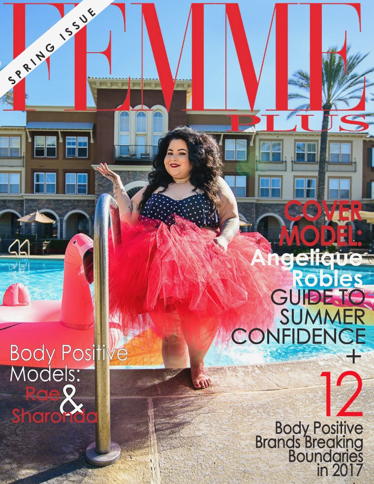 Femme Plus March 2017