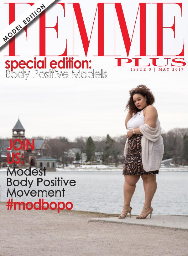 Femme Plus May 2017