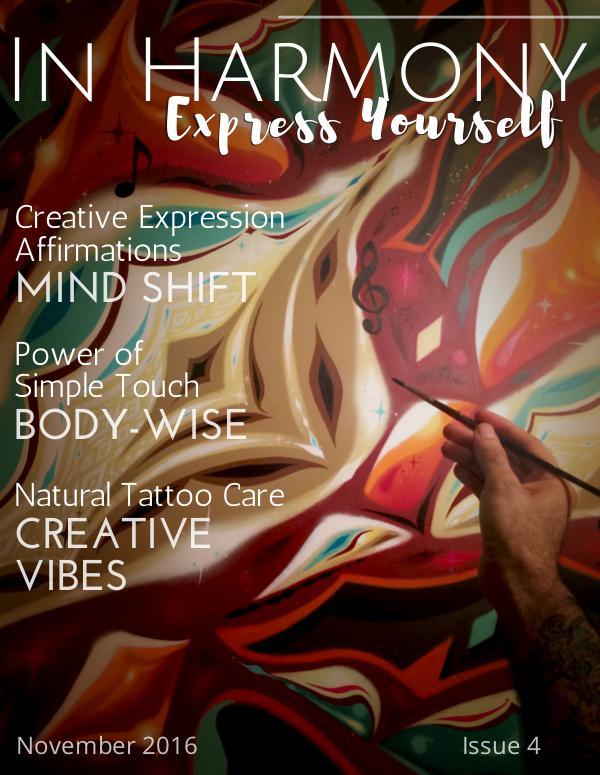 Self Expression ~ November 2016 ~ 4