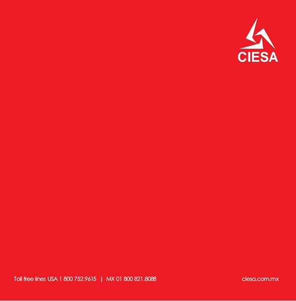 Brochure digital CIESA 2015