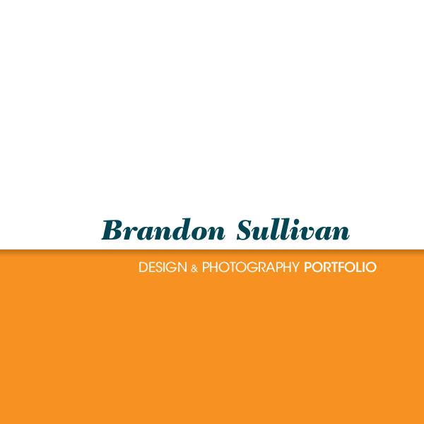 Brandon Sullivan Portfolio Brandon Sullivan Portfolio