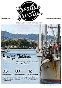 Creative Junction Magazine