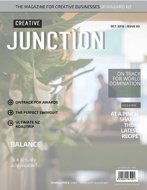 Creative Junction Magazine October 2016