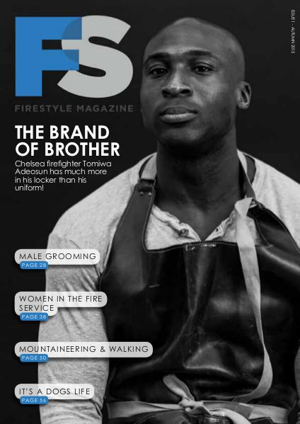 Issue 1 - Autumn 2015