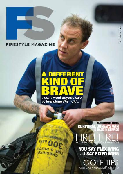 Firestyle Magazine Issue 3 - Spring 2016