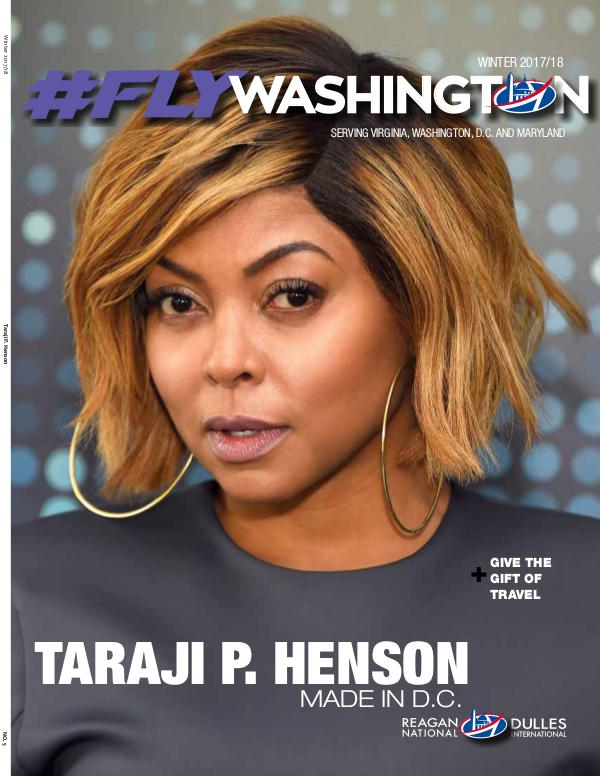 #FlyWashington Magazine Winter 2017