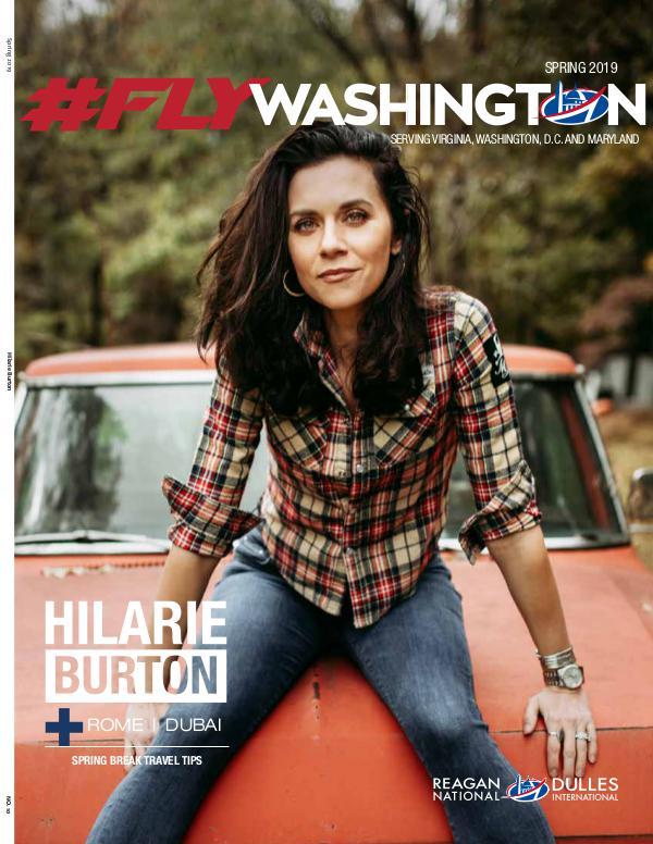 #FlyWashington Magazine Spring 2019