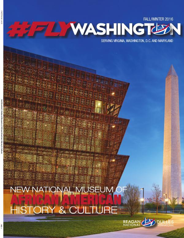 #FlyWashington Magazine Fall/Winter 2016