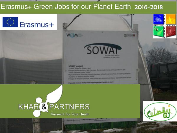 Green jobs Brosura Green jobs for our planet       earth (1)