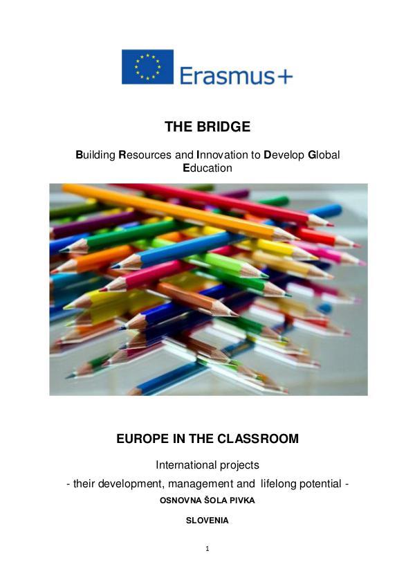 The Bridge INTELLECTUAL RESULT IO 16 (8)