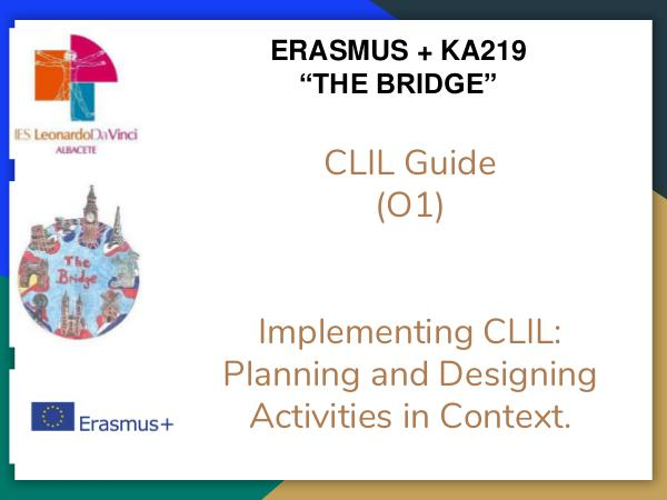 Intellectual Output (O1)- CLIL Guide
