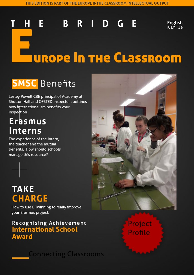 Europe in the Classroom Europe in the Classroom