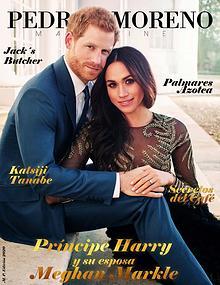 El Príncipe Harry y su Esposa Meghan Markle