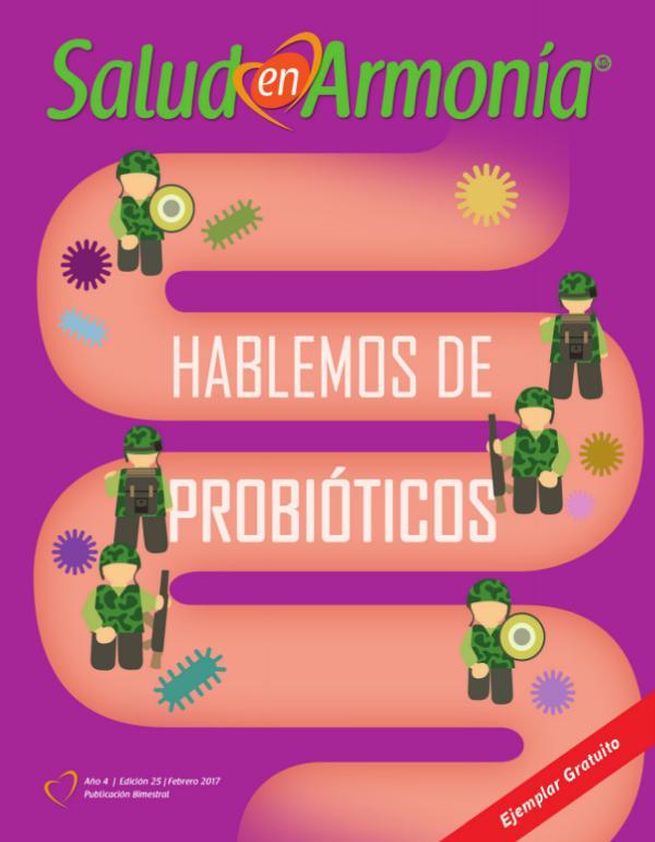 Revista Salud en Armonía Edición 25