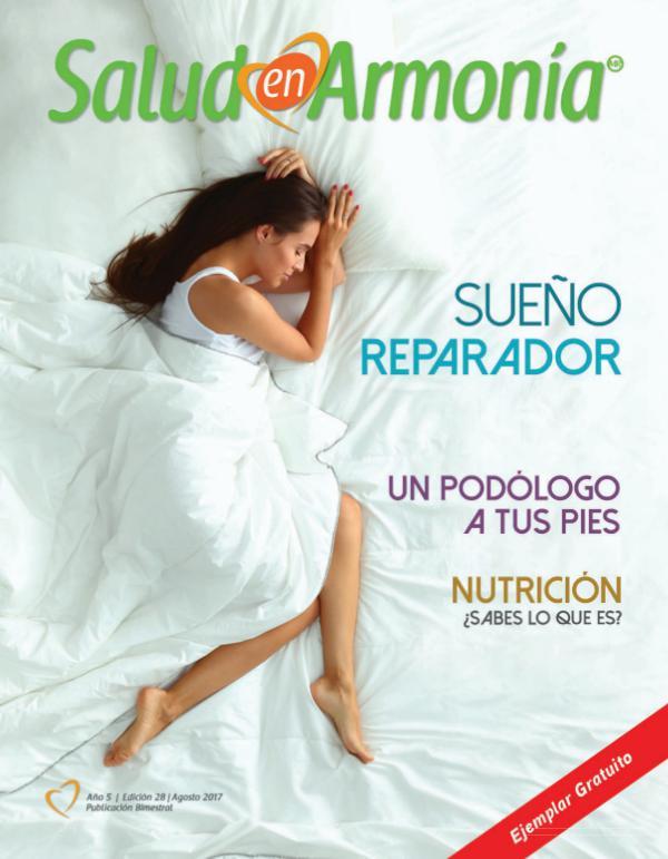 Revista Salud en Armonía Edición 28