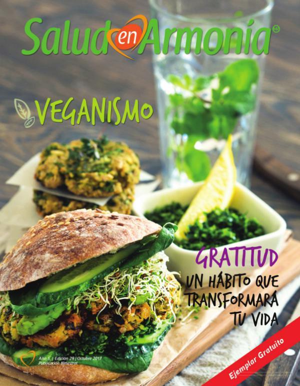 Revista Salud en Armonía Edición 29