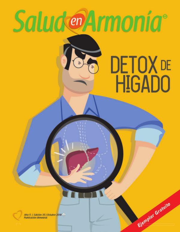 Revista Salud en Armonía Edición 35