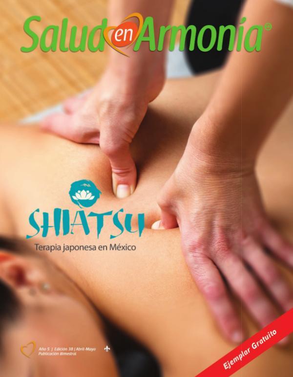 Revista Salud en Armonía Edición 38
