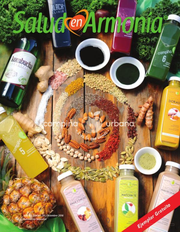 Revista Salud en Armonía Edición 24