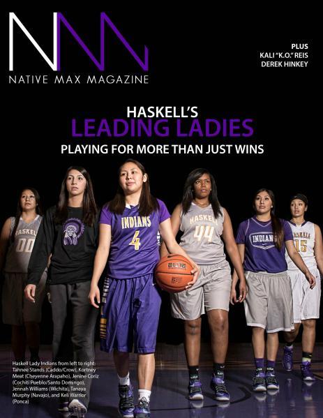 Native Max Magazine Feb/March 2015 Sports Issue