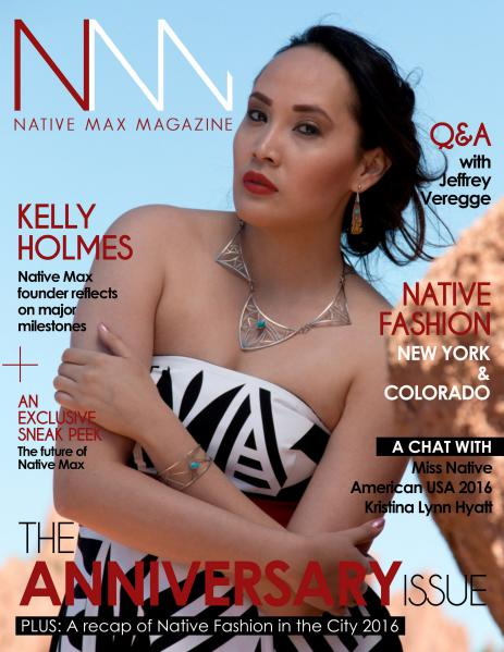 Native Max Magazine June/July 2016