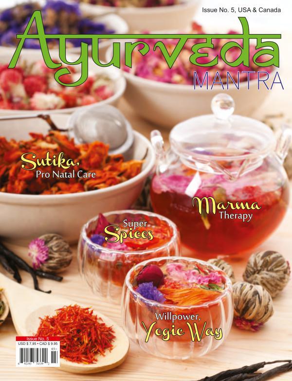 Ayurveda Mantra Issue 5
