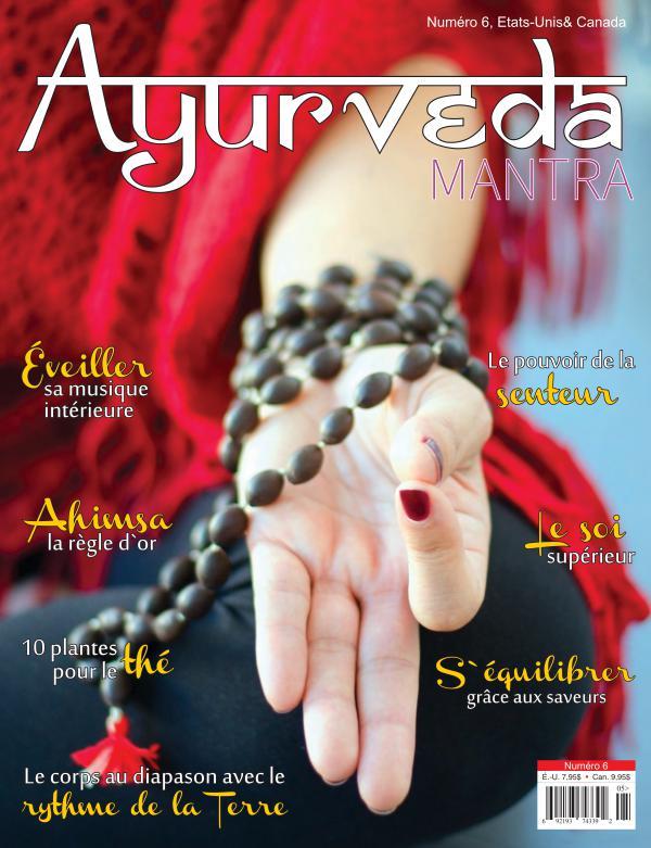 Ayurveda Mantra (French) Issue 6
