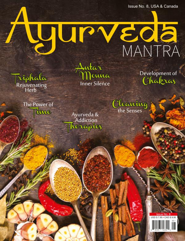 Ayurveda Mantra Issue 8 short