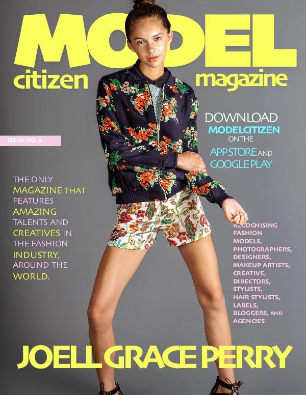 Model Citizen Magazine Issue 3