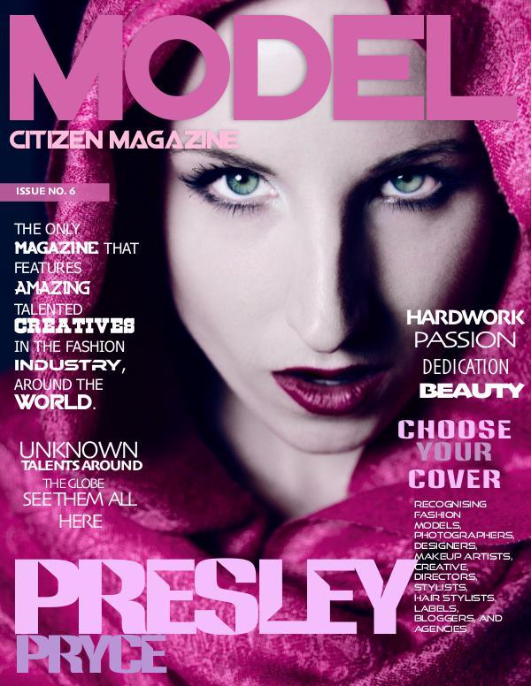Model Citizen Magazine Issue 6