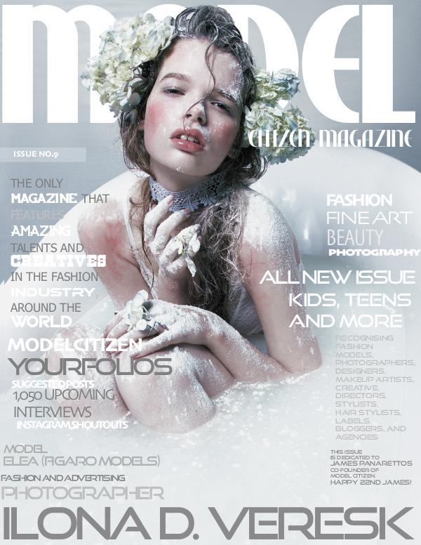 Model Citizen Magazine Issue 9
