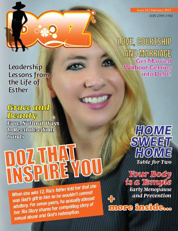 DOZ Issue 16 February 2017