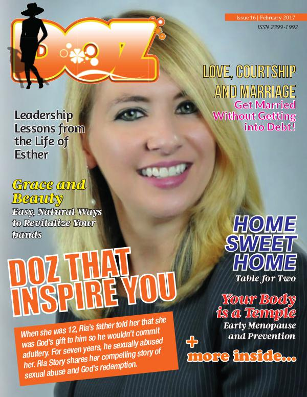 DOZ Issue 16 February 2017