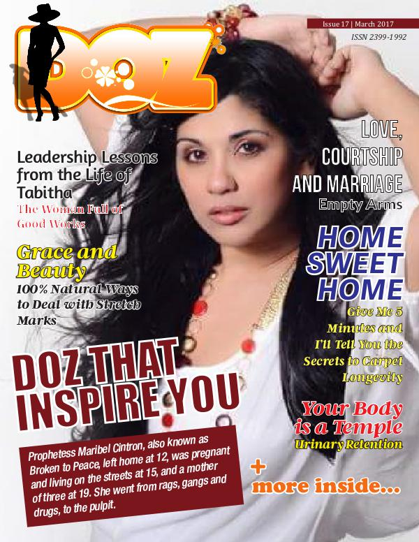 DOZ Issue 17 March 2017