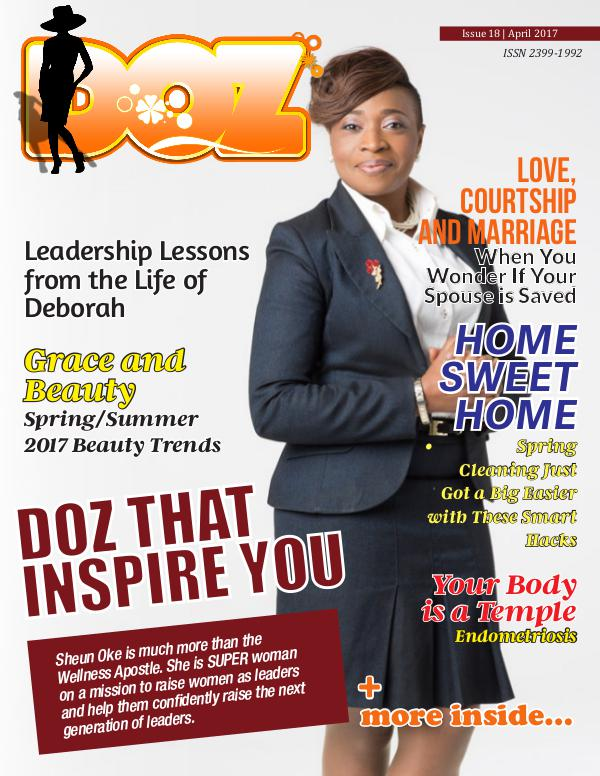 DOZ Issue 18 April 2017