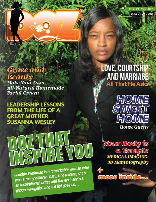DOZ Issue 19 May 2017