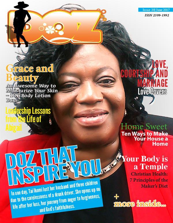 DOZ Issue 20 June 2017
