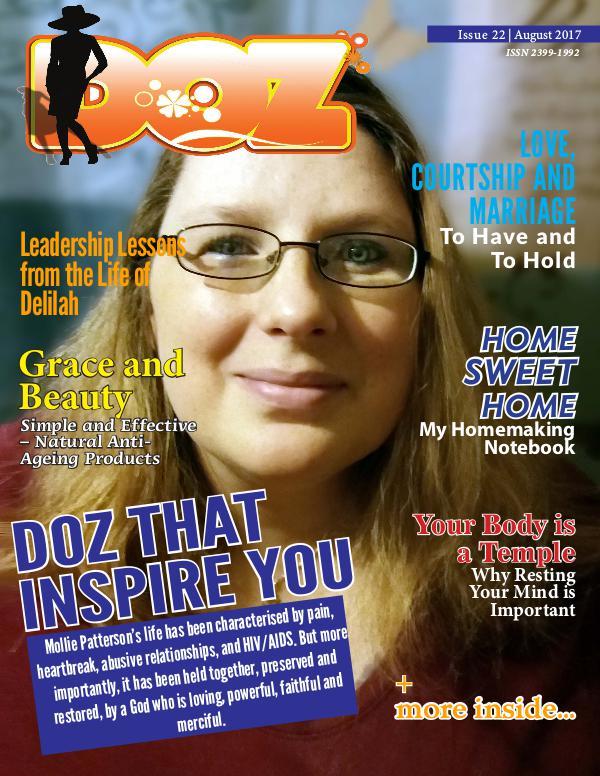 DOZ Issue 22 August 2017
