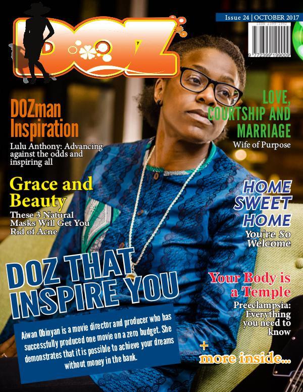 DOZ Issue 24 October 2017
