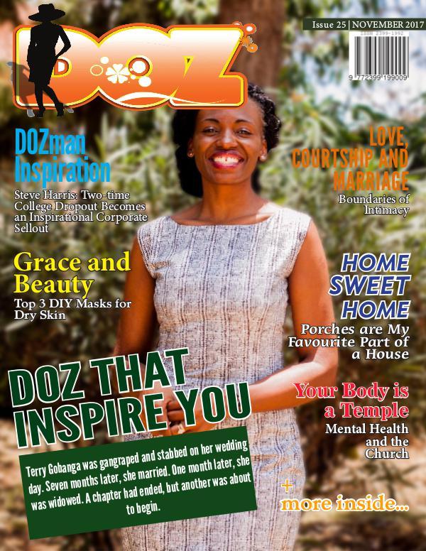 Issue 25 November 2017