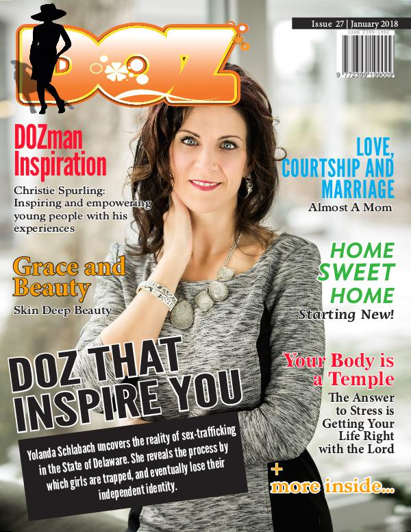 DOZ Issue 27 January 2018