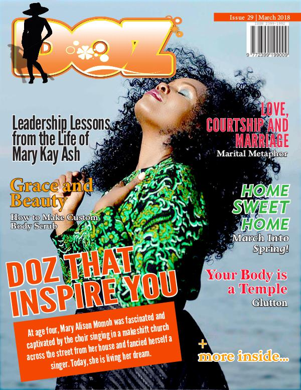 Issue 29 March 2018